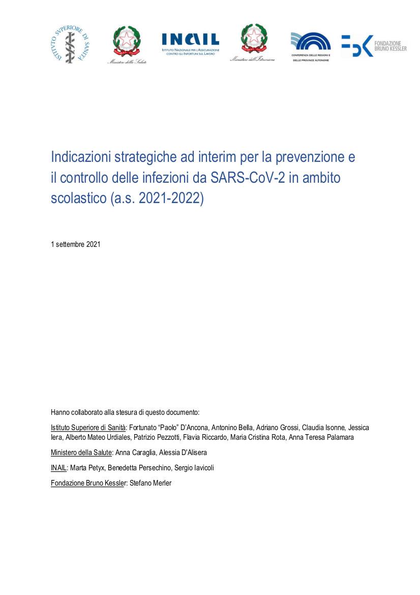 CLICCA PER VISUALIZZARE DOCUMENTO INTEGRALE